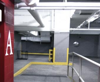 Parking Control System by ACS