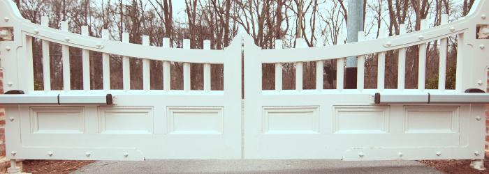 Residential Access Control Gates