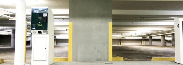 Parking Management and Revenue System by Access Control Systems