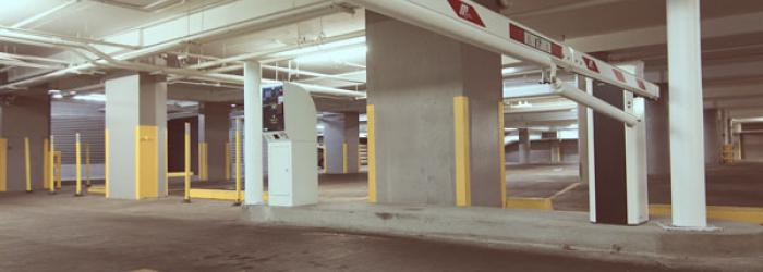 Parking Management System by ACS