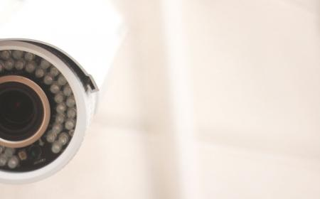 Camera Surveillance by Access Control Systems