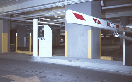 Government Parking Lot Management with ACS