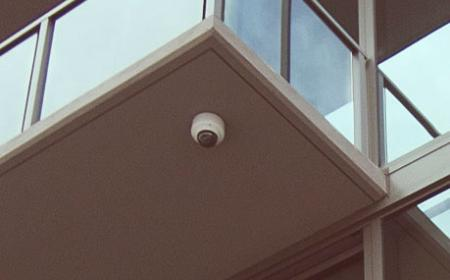 CCTV video surveillance camera by Access Control Systems